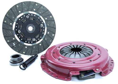 "1999-04 Mustang Ram Hdx Clutch Kit, 11"" 10 Spline for 4.6L"
