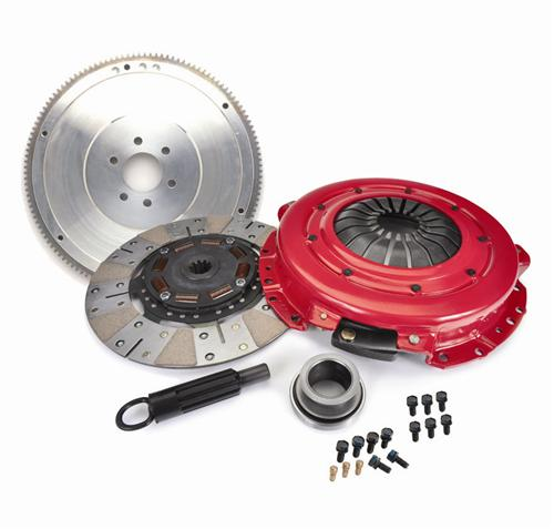Ram Mustang 28oz Extreme Clutch Kit 10 Spline (79-95) 5.0 5.8