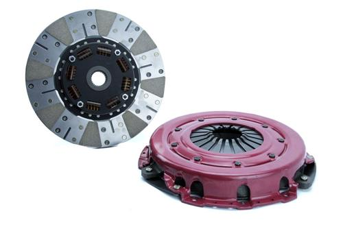 "Ram Mustang Powergrip Clutch Kit, 11"" 23 Spline (11-14)"