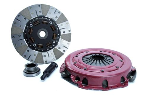 "Ram Mustang Powergrip Hd Clutch Kit, 11"" 23 Spline (11-14) 5.0L"
