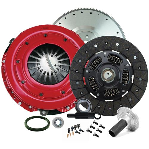 "Ram Mustang HDX Clutch Master Replacement Kit - 10.5""  - 10 Spline (82-93) 5.0"