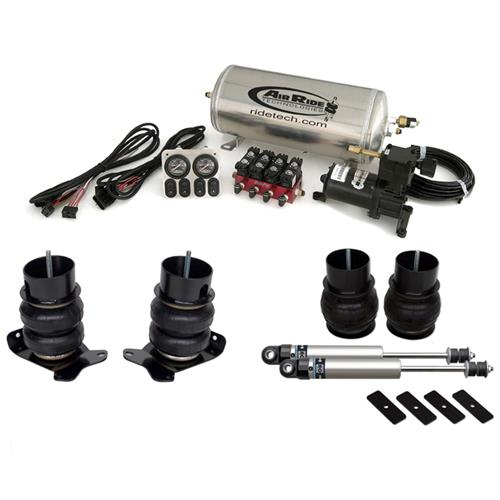 Ridetech Mustang Air Suspension Kit - Level 1 (94-04)