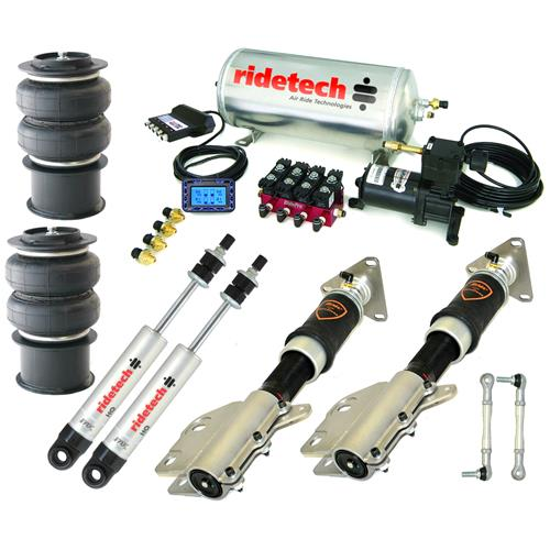 Ridetech Mustang Air Suspension Kit - Level 2 (15-16)