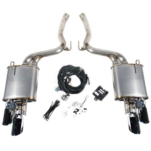 Roush Mustang Active Exhaust Kit 2018 5 0 422100