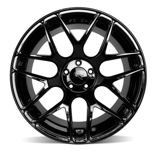 Rovos Mustang Pretoria Wheel 20x10  - Gloss Black (05-16) SC0742010511438GB