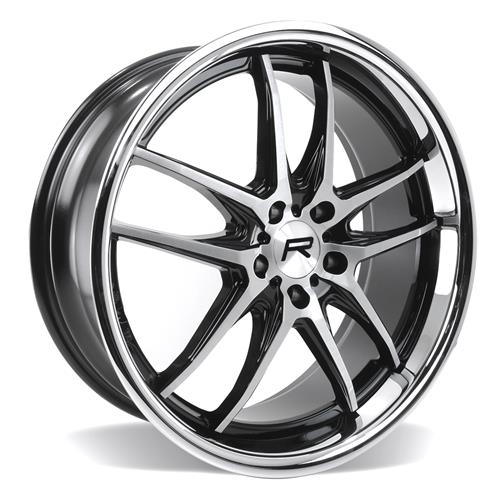 Rovos Mustang Calvinia Wheel Kit - 20x8.5/10 (15-17)