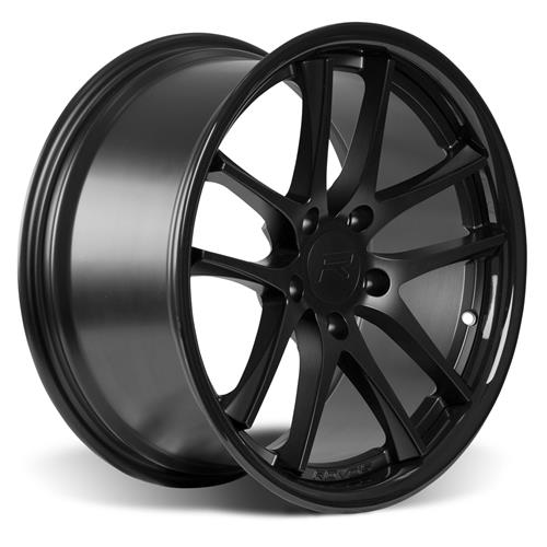 Rovos Mustang Cape Town Wheel - 18x9  - Satin Black (94-04)