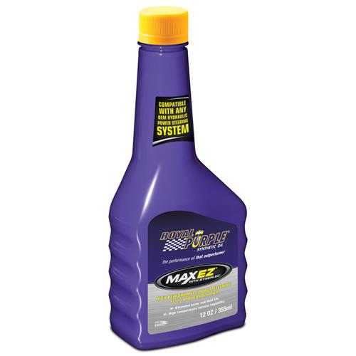 Royal Purple Max EZ Power Steering Fluid, 12oz 01326