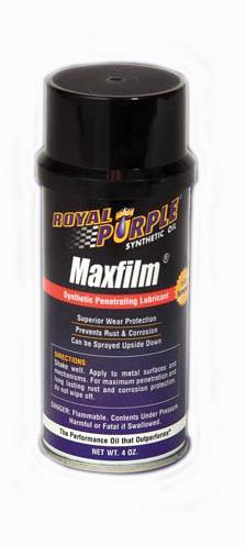 Royal Purple Maxfilm Spray Lubricant, 4oz 10035