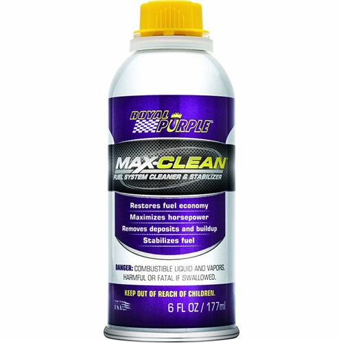 ROYAL PURPLE MAX-CLEAN FUEL SYSTEM CLEANER & FUEL STABILIZER