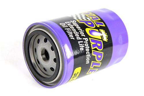 79-95 Mustang 5.0L Royal Purple Extended Life Oil Filter Part # 30-8A, equivalent to FL1A Motorcraft Will not fit 94-95 Cobra or 1983-93 Special Service Package with Oil Cooler