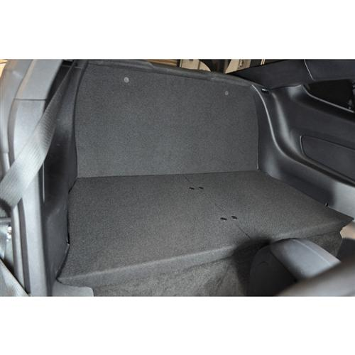 Mustang Rear Seat Delete Black (2015) Coupe