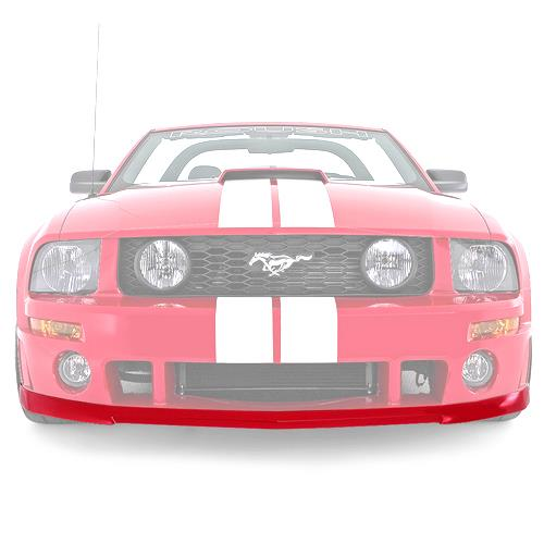 Roush Mustang Paintable Front Chin Spoiler (05-09) 401269 - Roush Mustang Paintable Front Chin Spoiler (05-09) 401269
