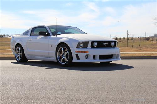 "Roush Mustang Wheel Kit - 18x10"" Kit (05-15) 401305 - Roush Mustang Wheel Kit - 18x10"" Kit (05-15) 401305"