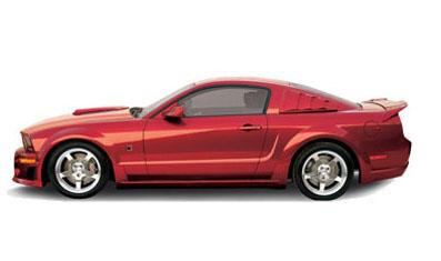 2005-09 Mustang Roush Complete Body Kit.   Link to pics and description  http://www.roushperformance.com/parts/Ford-Mustang-Body-Kit-2005-2009.html