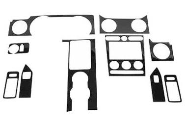 Picture of 2005-09 Mustang Carbon Fiber Interior Trim Kit