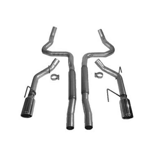 Roush Mustang Extreme Performance Exhaust Kit (05-09) GT 4.6L 403936