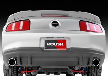 Roush Mustang Rear 3 Piece Spoiler (10-14) 420011