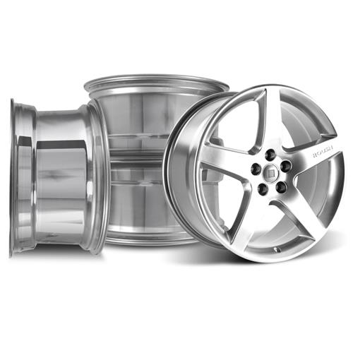 "Roush Mustang Wheel Kit - 20x9.5"" Chrome (05-15) 420034 - Roush Mustang Wheel Kit - 20x9.5"" Chrome (05-15) 420034"