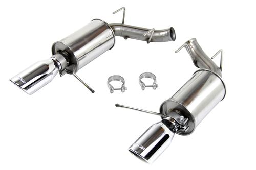 Roush Mustang Axle Back Exhaust Kit (11-14) V6 3.7L 421145