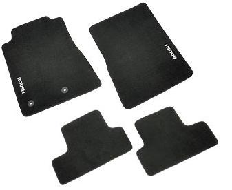 2011-14 Mustang Roush Floor Mats   http://www.roushperformance.com/parts/Mustang-Floor-Mats-2011-2012.html - Picture of 2011-14 Mustang Roush Floor Mats   http://www.roushperformance.com/parts/Mustang-Floor-Mats-2011-2012.html