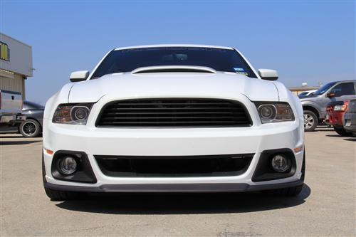 Roush Mustang Lower Fog Light Kit (13-14)
