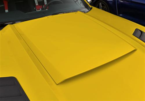 Mustang Roush Hood Scoop Triple Yellow (15-17)