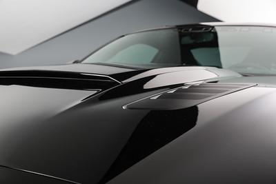 Roush Mustang Hood Scoop Black (2015) 421866