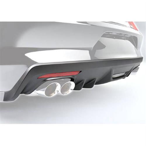 2015 MUSTANG ROUSH REAR FASCIA