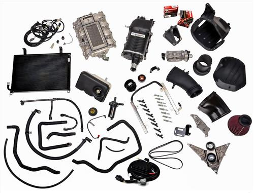 2015-2016 FORD MUSTANG ROUSH SUPERCHARGER KIT- PHASE 2