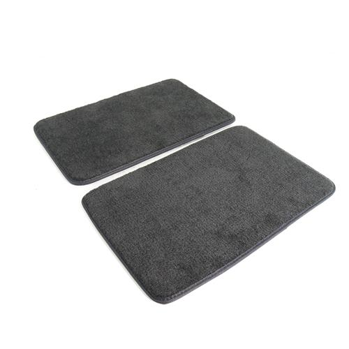 Roush Mustang Floor Mats  - Dark Gray (94-04) SM94-5100-DG