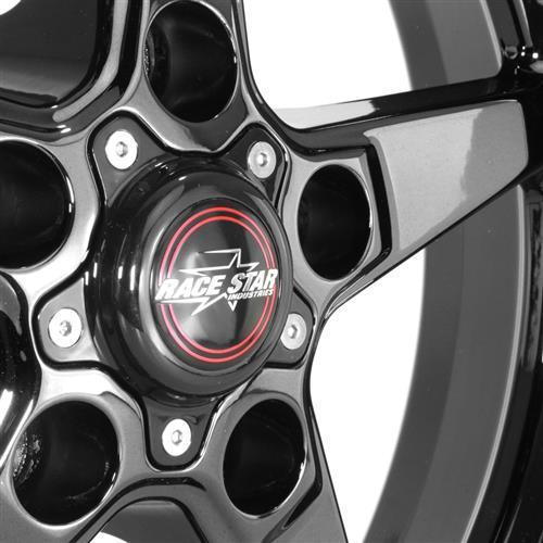 Race Star F-150 SVT Lightning Dark Star Wheel - 17x4.5 - Direct Drill (99-04) 92-705551DP