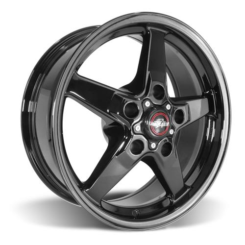 Race Star F-150 SVT Lightning Dark Star Wheel - 17x7 - Direct Drill (99-04) 92-770547DSD
