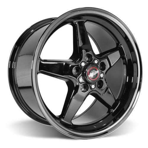 Race Star Mustang Dark Star Wheel - 17x9.5 - Direct Drill (05-17) 92-795153DSD