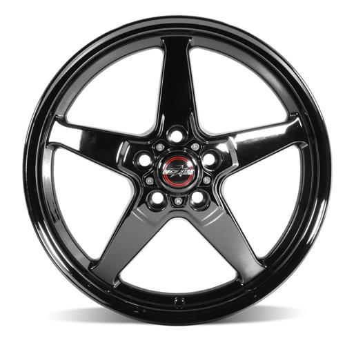 Race Star Mustang Dark Star Wheel - 18x5 - Direct Drill (05-17) 92-850145DSD