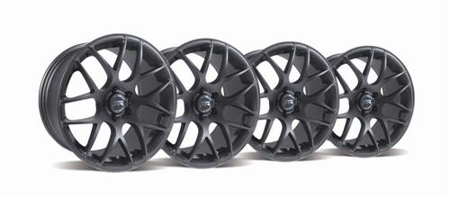 Picture of Mustang RTR Wheel Kit 19x9.5 Charcoal (05-14)