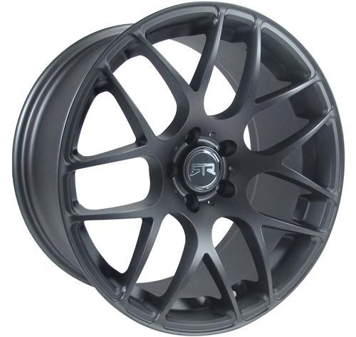 Mustang RTR Wheel 19X9.5 Charcoal (05-13) 198360001