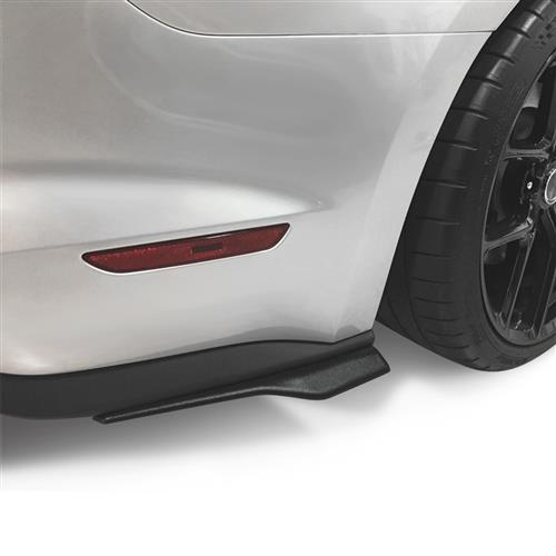 Scott Drake Mustang Side Skirt & Rear Side Splitter Kit (15-19)