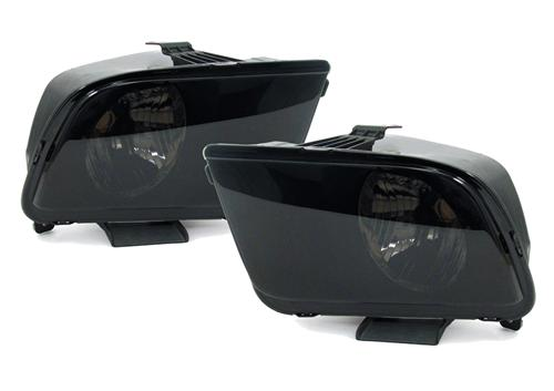 SVE Mustang Headlight Pair Smoked  (05-09)