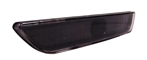 Mustang Front Bumper Park Lights  - Black  (10-14)