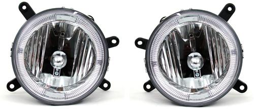 Mustang Halo Fog Lights (05-09)