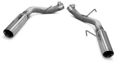 SLP Mustang Loudmouth Axleback (05-10) GT-GT500 M31014