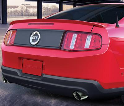 Mustang GT Rear Deck Lid Blackout Panel (10-12) M50025