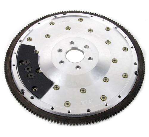 1986-95 Mustang Spec Aluminum Flywheel 0oz for Internally Balanced