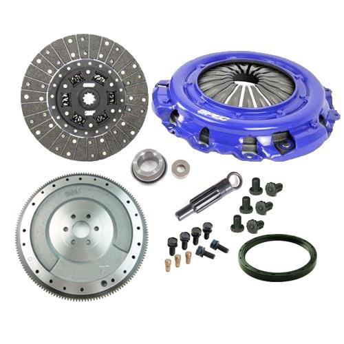 "Spec  Mustang Stage 1 Master Clutch Kit - 10.5"" - 10 Spline (82-93) 5.0"