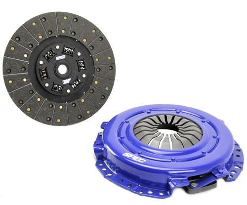2011-13 Mustang Spec Stage 1 Clutch Torque Rating 550 fits from 3/11 GT, Boss 9 bolt Cover