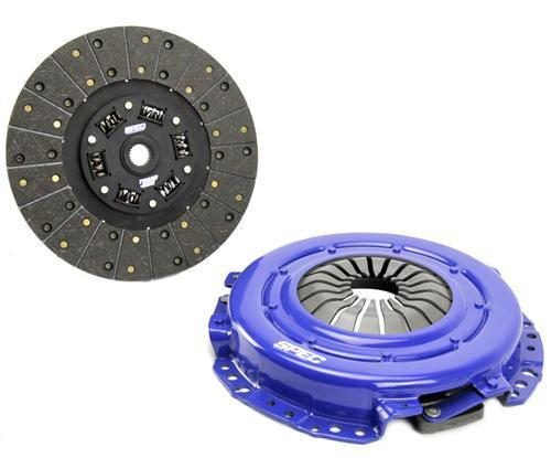 Spec Mustang Stage 1 Clutch -  6 Bolt Cover (2015) GT SF501-2