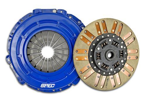 Spec Mustang Stage 2 Clutch - 6 Bolt Cover (2015) Through 2/11
