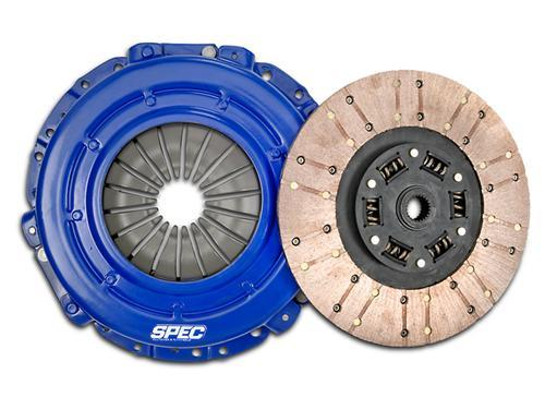 Spec Mustang Stage 3 Clutch -  6 Bolt Cover (2015) GT SF503-2