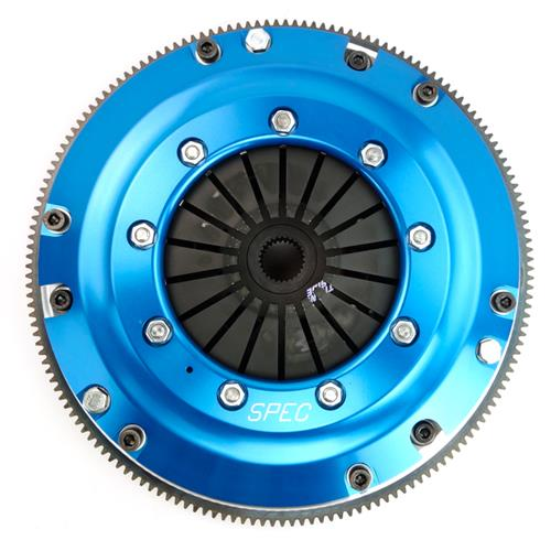 Spec Mustang Dual Disc Clutch Kit ST Trim (11-12) GT500 SFG5ST-3